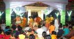 বোচাগঞ্জে মহাপ্রভুর ভোগের মধ্যদিয়ে শেষ হল বাসুদেব মন্দিরের মহানামযজ্ঞ