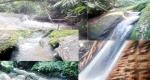 কমলগঞ্জে হামহাম জলপ্রপাতের পর আরেকটি দুষ্টিনন্দন ঝর্ণা ফিকল জলধারার সন্ধান