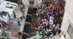 নারায়ণগঞ্জে ভবন ধস : শিশু ওয়াহিদের লাশ উদ্ধার