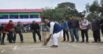 হাতীবান্ধায় আমরাই পারি'র ক্রিকেট টুর্নামেন্ট অনুষ্ঠিত