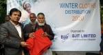 পাইকগাছা পৌরসভা মেয়রের উদ্যোগে শীতবস্ত্র বিতরণ