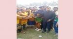 বদলগাছীতে কাবাডি প্রতিযোগিতার সমাপনী খেলা ও পুরস্কার বিতরণ