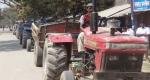 বদলগাছীতে মাটিবহনকারী ট্রাক্টর চলাচলে গ্রামীণ সড়কের বেহাল দশা