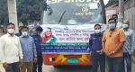সুন্দরগঞ্জ থেকে ২৫০ শ্রমিক সিংড়া-নন্দীগ্রামে প্রেরণ