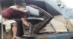 লালমনিরহাটে ট্রেন-ট্রাক সংঘর্ষে ক্ষয়ক্ষতি