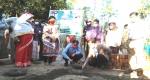 রাজারহাটে গৃহহীনদের জন্য আশ্রায়ণ প্রকল্প-২ এর উদ্বোধন