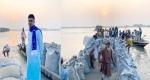 রাজারহাটে ভাঙ্গনকবলিত এলাকা পরিদর্শনে প্রধানমন্ত্রীর সহকারী প্রেস সচিব