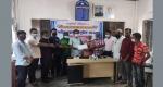 পাকুন্দিয়া প্রেসক্লাবের নতুন কমিটির দায়িত্ব গ্রহণ