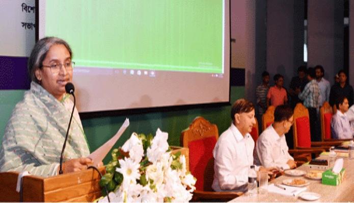 রবিবার শিক্ষামন্ত্রী ড. দীপু মনি ঢাকায় আন্তর্জাতিক মাতৃভাষা ইনস্টিটিউটে !Implemetion of Madrasha Education Mangement and Information System! শীর্ষক কর্মশালায় বক্তৃতা করেন-পিআইডি