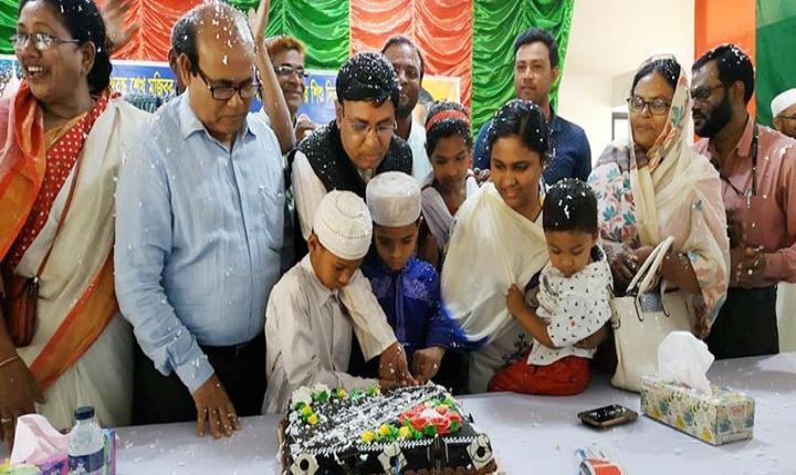 লালপুরে জাতীয় শিশু দিবস পালিত