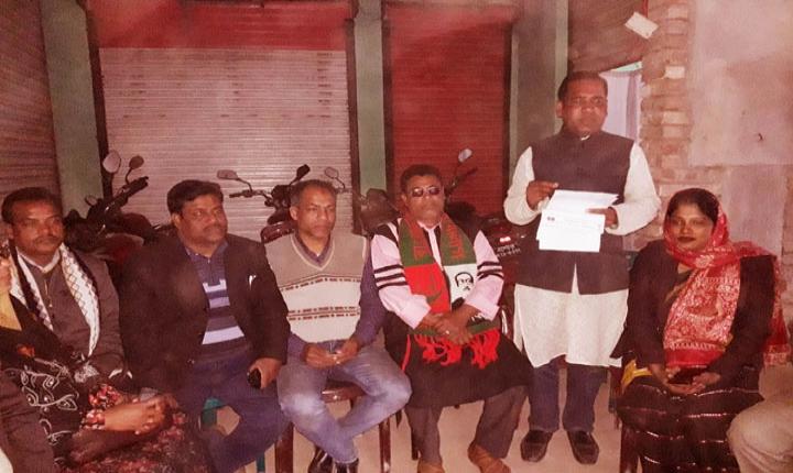 কোটচাঁদপুরে সৈনিকলীগের আহবায়ক কমিটি গঠন